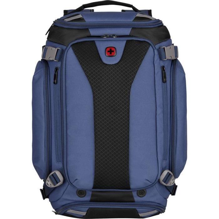 Sac à dos pour ordinateur portable Wenger SportPack 606487 maxi.: 39,6 cm (15,6) bleu 1 pc(s)
