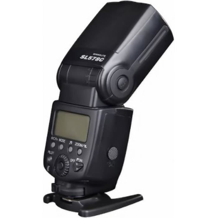 Flash speedlite autofocus pour canon reflex num rique - Ventes flash cdiscount ...