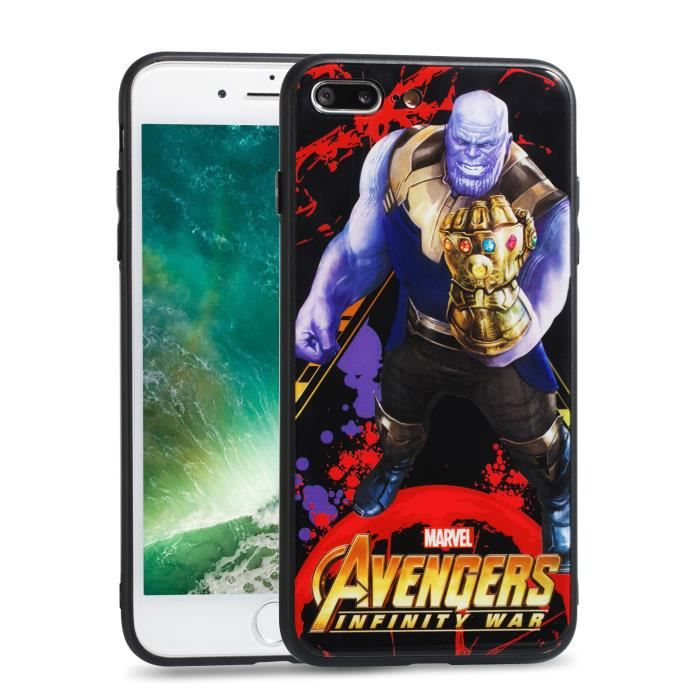 iphone 8 coque marvel
