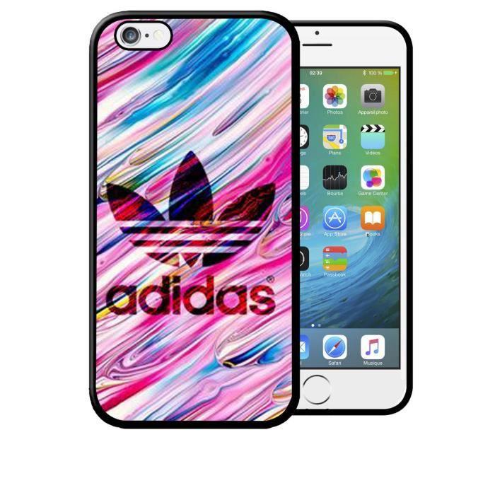 coque iphone 5c adidas original art peinture abstr