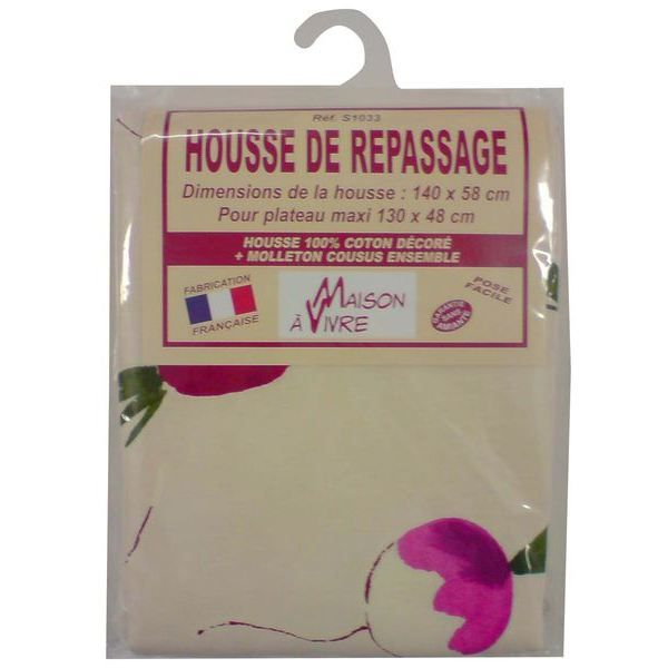 Housse de repassage 39 mabel 39 achat vente table for Housse de repassage