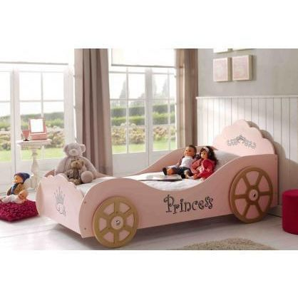 lit enfant carrosse swan achat vente lit complet lit enfant carrosse swan cdiscount. Black Bedroom Furniture Sets. Home Design Ideas