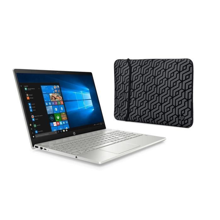 """ORDINATEUR PORTABLE HP Pavilion PC Portable - 15-cw1006nf - 15,6"""" FHD"""
