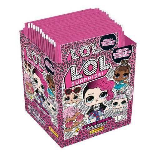 25 pochettes LOL album de scrapbooking surprise Sticker Album PANINI L.O.L