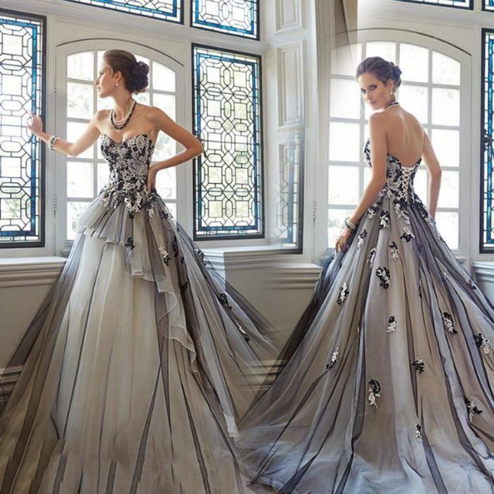 La tendance de la robe de mariée en dentelle