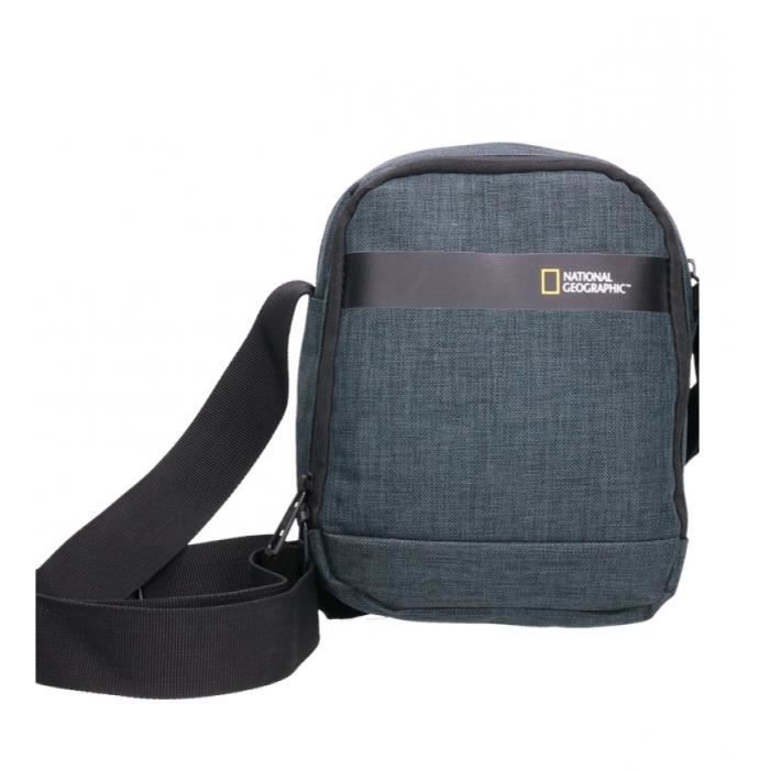 Anthracite Bag Messenger Stream Anthracite 17x10x21cm Stream R5Fqx4
