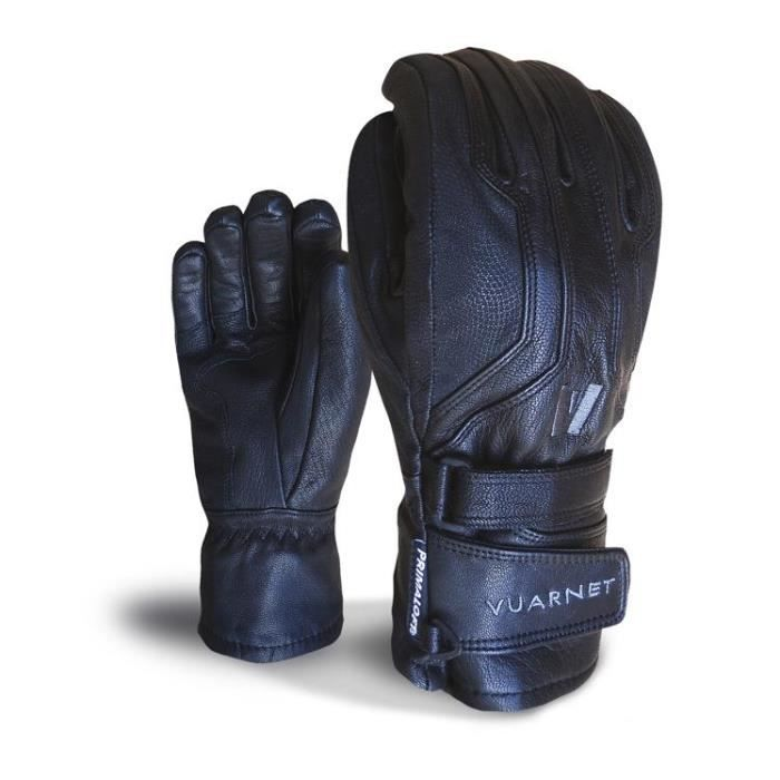 vuarnet gants de ski glove noir m prix pas cher cdiscount. Black Bedroom Furniture Sets. Home Design Ideas