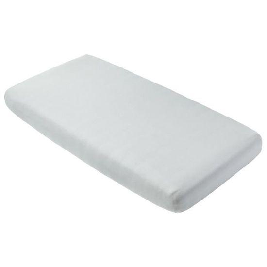 DOMIVA Drap-Housse Imprim/é Etoiles Aqua 60 x 120 cm Vert