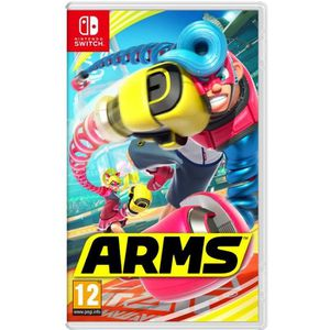 JEU NINTENDO SWITCH Arms Jeu Switch