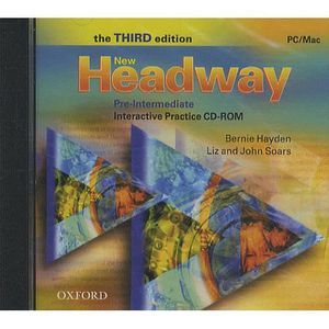 AUTRES LIVRES New headway, third edition pre-intermediate: in...