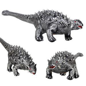 """Grand 20/"""" doux en peluche en caoutchouc Dinosaure ankylosaure Play Toy 51 cm"""