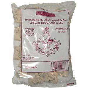 BOUCHON - DOSEUR  BOUCHONNERIE JOCONDI Bouchon cylindrique en liège