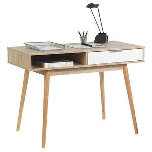 CONSOLE Console LEVANTE table d'appoint style scandinave b