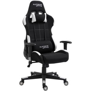 SIÈGE GAMING Chaise de bureau gaming SWIFT fauteuil gamer chair