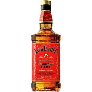 WHISKY BOURBON SCOTCH Tennessee fire 70 cl JACK DANIEL'S