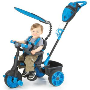 TRICYCLE LITTLE TIKES Tricycle Evolutif 4 en 1 Deluxe Editi