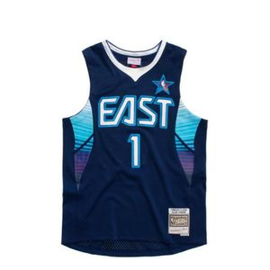 cb75aa925958e MAILLOT DE BASKET-BALL Maillot NBA Allen Iverson All star East 2009 Mitch