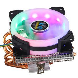 VENTILATION  CHARATERL Ventilateur Processeur RGB Refroidisseur