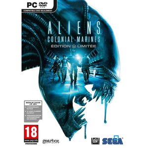 JEU PC ALIENS : COLONIAL MARINES - LIMITED EDITION [IM…