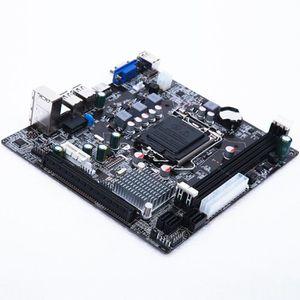 CARTE MÈRE Lga 1155 Carte Mère Pratique Stable pour Intel H61