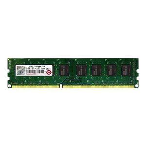 MÉMOIRE RAM TRANSCEND Mémoire PC DDR3 - 4 Go - DIMM 240 broche