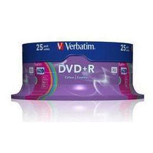 CD - DVD VIERGE Verbatim - Disque DVDR - 4,7 Go - 16x