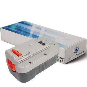 BATTERIE MACHINE OUTIL Batterie type HPB18 pour Black et decker 18V 1500m