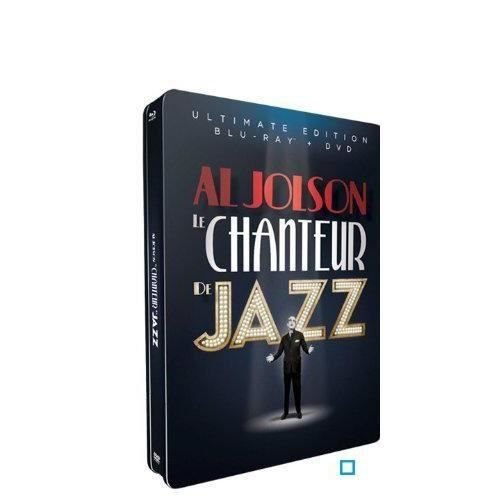 BLU-RAY FILM Blu-ray Le Chanteur de Jazz - Ultimate Edition