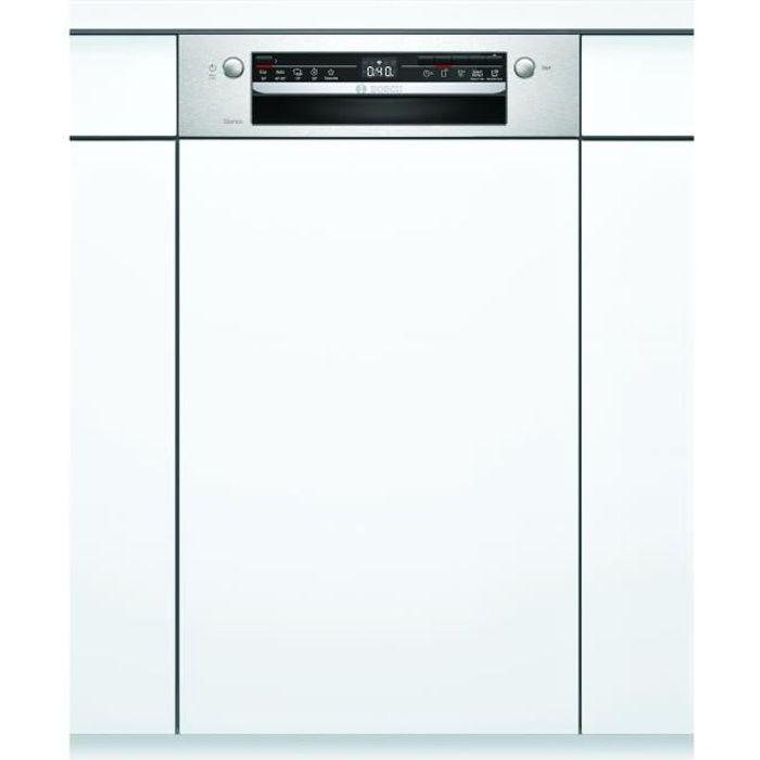 Lave-vaisselle Intégrable 45 Cm Bosch Spi 2 Iks 10 E