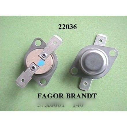 Thermostat 140° brandt vedette pour sèche linge BRANDT - BVMPIECES