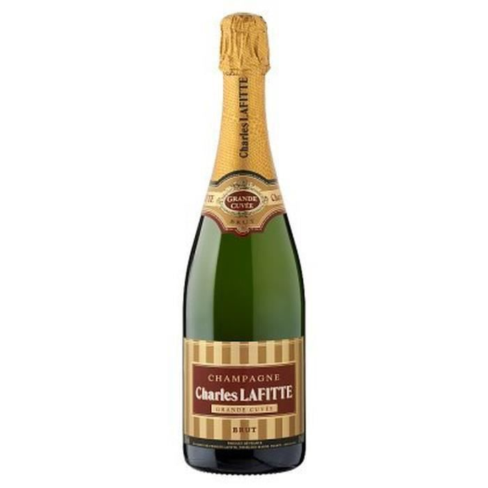 Champagne Charles Lafitte Brut - 75 cl