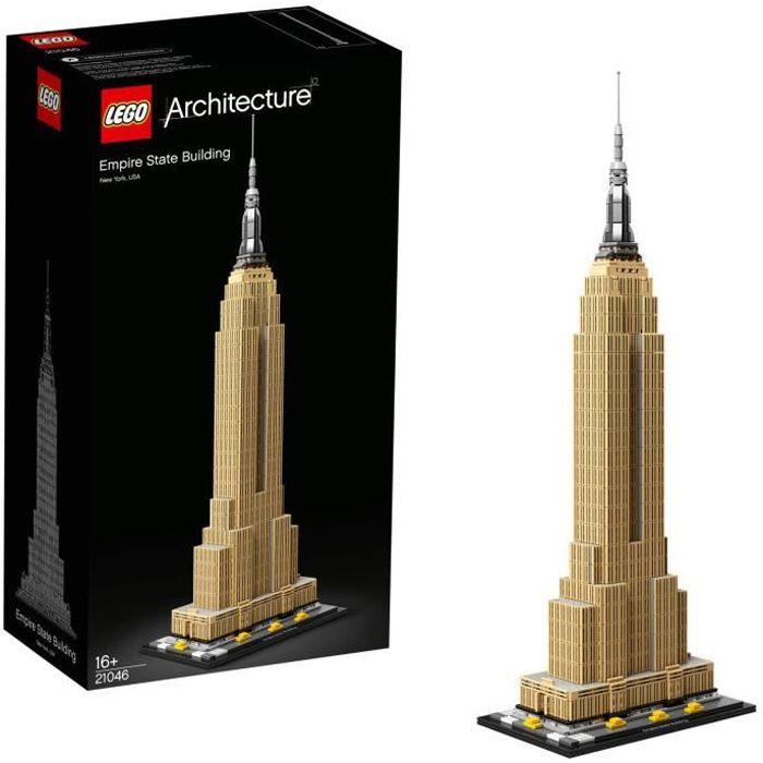 LEGO® Architecture 21046 - L'Empire State Building