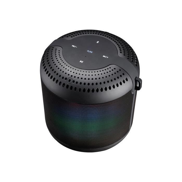 MEDIACOM BoomBox Haut-parleur pour utilisation mobile sans fil Bluetooth 8 Watt