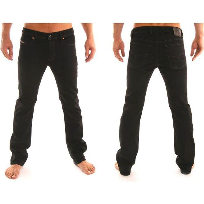 Jeans Diesel Waykee stretch noir...