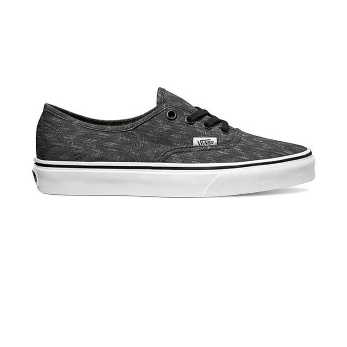 VANS Chaussures Authentic Denim Chevron Homme