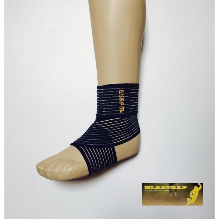 Protege cheville chevillere - Football, Rugby, Handball, Volleyball, Basketball, Tennis, Running, Vélo, Athlètisme, Danse, Fitness