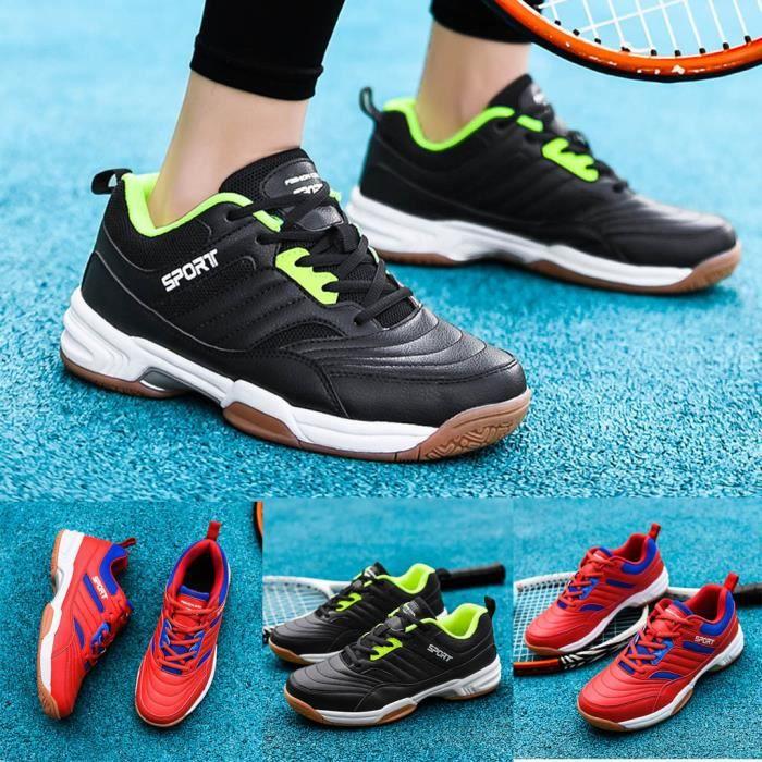 Chaussures de tennis en plein air respirantes antidérapantes et résistantes à l'usure pour hommes