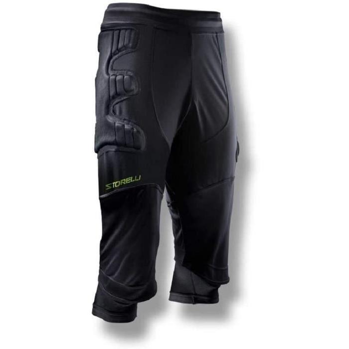 Storelli Pantalon Intime Gardien de But 3/4 Noir M