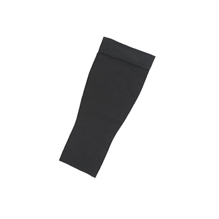 1 paire de femmes jambe shaper bas de compression de veau stretch chaussettes de soulagement de la MANCHON DE COMPRESSION MOLLET