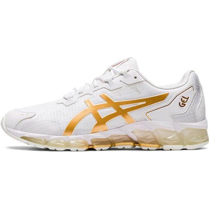 Chaussures Asics Gel Quantum 360 6 blanc / or homme