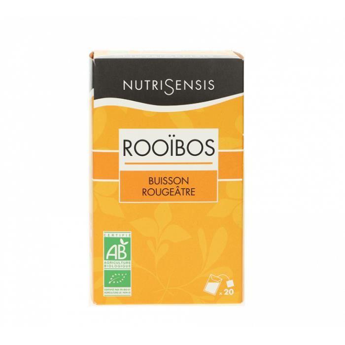 Infusion bio rooïbos détente et relaxation Nutr...