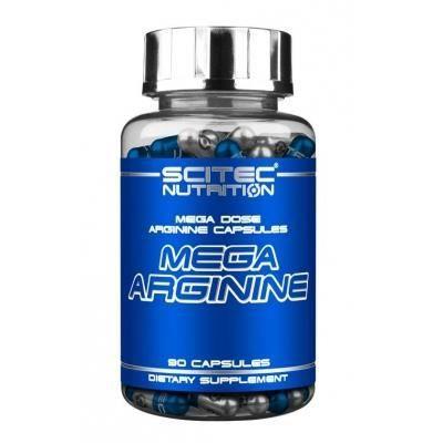 Complément alimentaire Mega Arginine 90 capsule...