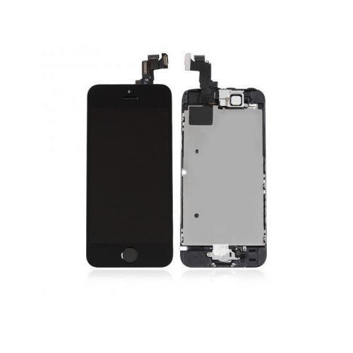 Ecran Complet Assemblé pour iPhone 5S - Noir
