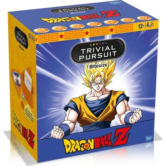 Trivial Pursuit Voyage DRAGON BALL Z - Version française