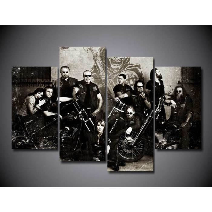 sticker sons of anarchy achat vente sticker sons of. Black Bedroom Furniture Sets. Home Design Ideas