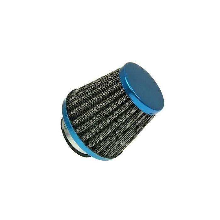FILTRE A AIR 101_Octane - Filtre à air Power Filter 38mm bleu