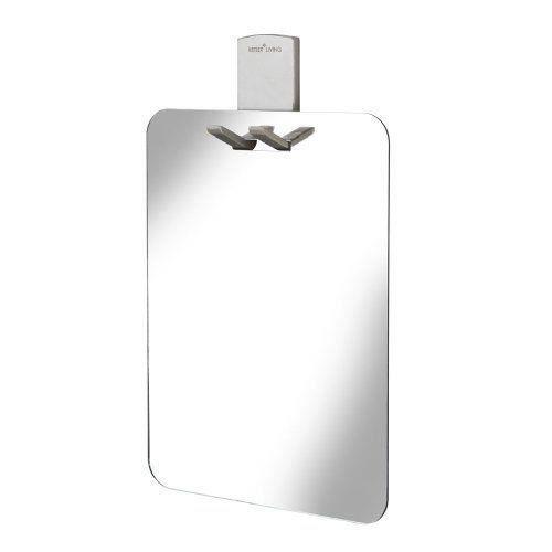 JSCARLIFE Raclette de fen/être avec Chiffon en Microfibre et Flacon Vaporisateur pour fen/êtres carrelages miroirs et Douche