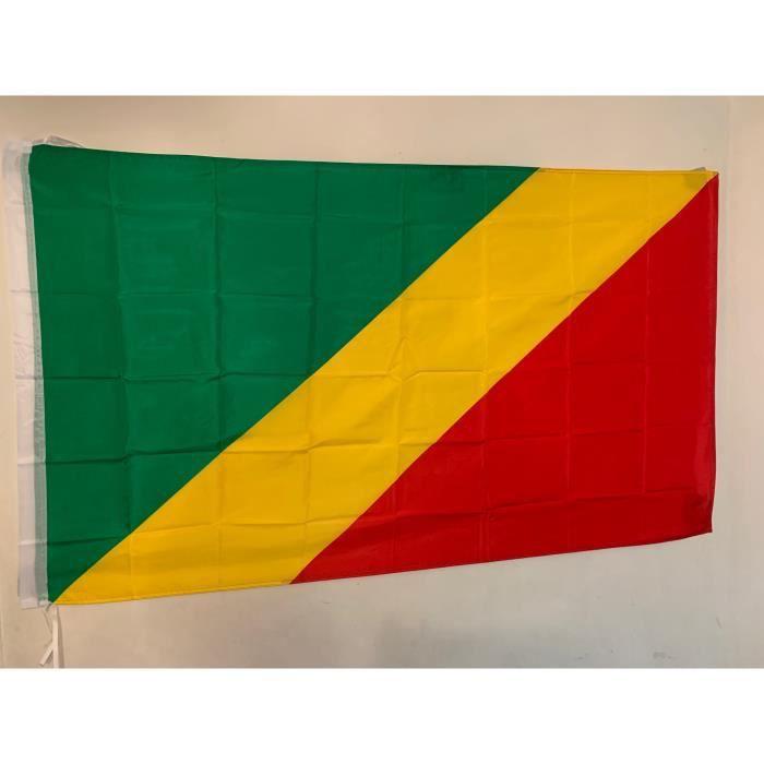 Porte cles clefs cle Drapeau Collection Ville Blason Congo rdc