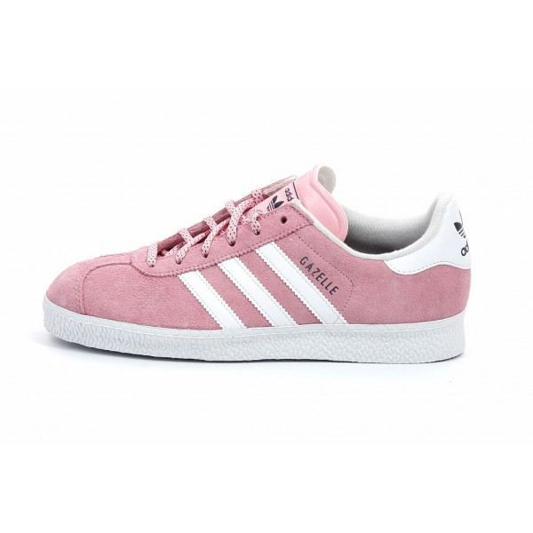 basket adidas originals gazelle femme rose achat vente basket adidas origina 41 1 3 femme. Black Bedroom Furniture Sets. Home Design Ideas