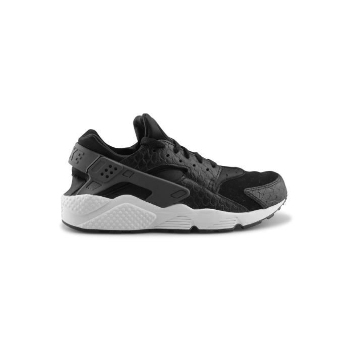 Basket Nike Air Huarache Run Prm Noir 704830-001